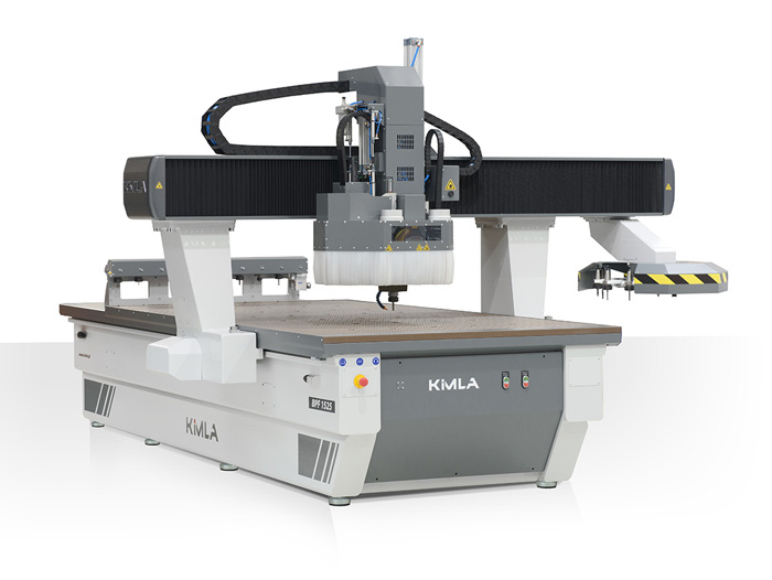 Milling Router BPF1525