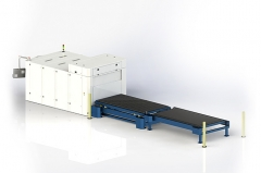 Kimla Fiber Laser Shuttle Table