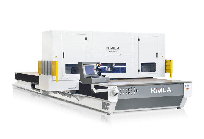 CNC HSM Linear machining center