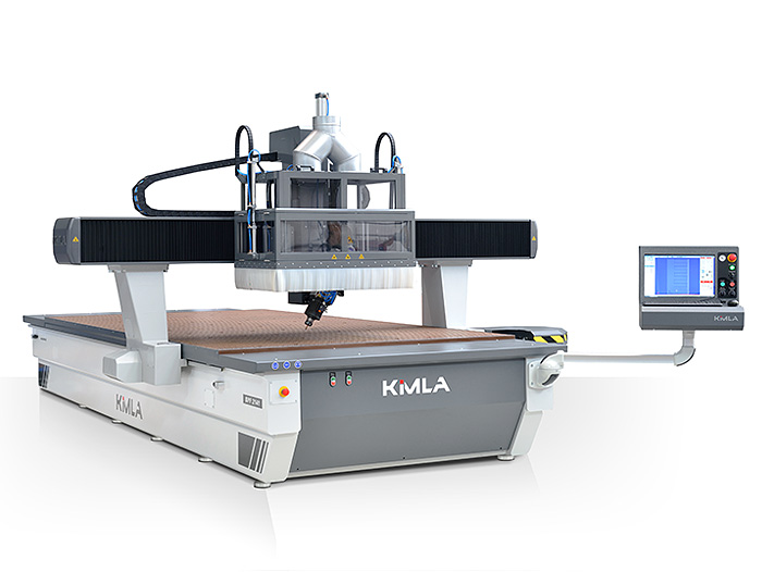 Industrial Plotter with Tilting Spindle BPF 2141